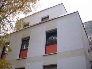 Evangelisches Studentenwohnheim, Anbau