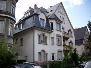 Evangelisches Studentenwohnheim, Bergstr. 53