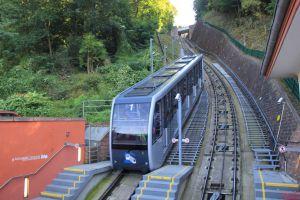 Bergbahn zum Königsstuhl