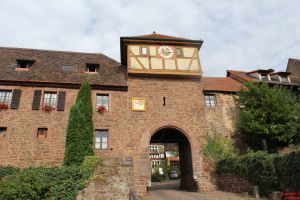 Stadtmauer Dilsberg