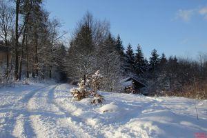 Winterlandschaft Odenwald
